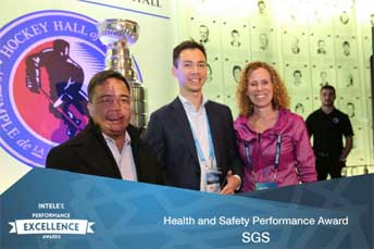 Intelex Health And Safety Performance Award